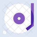 Dj Mixer Dj Turntable Dj Icon