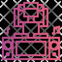 Dj Party Club Icon