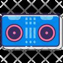 Dj Set Dj Mixer Icon