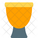 Djembe Music Equipment Icon