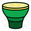 Carnival Djembe Percussion Icon