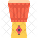 Djembe Drum Icon
