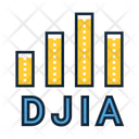 Djia Icon