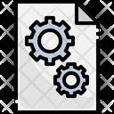 Dll File Dll File Format Icon