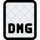 Dmg File Document Extension Icon