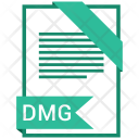 Dmg Format Document Icon
