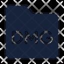 DMG Folder Icon