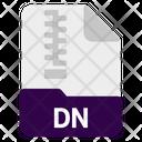 Dn File Icon