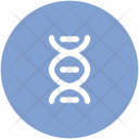 Dna Helix Strand Icon