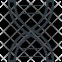 Dna Helix Strand Icon