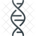 Dna Genetics Biology Icon