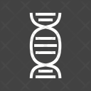Dna Physiscal Biology Icon