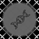 Dna Genetic Chromosome Icon
