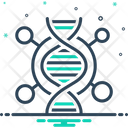 Dna Genetic Dna Test Icon