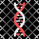 Dna Genetic Molecule Icon