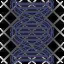 Gene Genetics Science Icon
