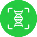 Dna Forensic Test Icon