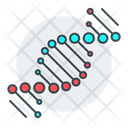 Dna Science Biology Icon