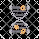Dna Genetics Cell Icon