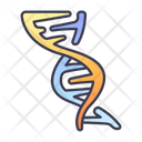 Dna Science Chromosome Icon