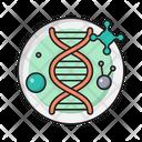 Dna Genetics Cells Icon