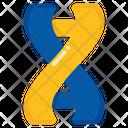 Dna Genetic Genetics Icon