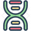 Education Science Dna Icon