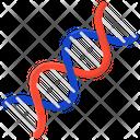 Dna Deoxyribonucleic Acid Nucleic Acid Icon