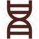 Dna Medical Health Icon