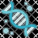 Chemistry Dna Genetics Icon