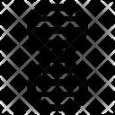Dna Nucleus Cell Icon