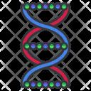Dna Genetics Icon