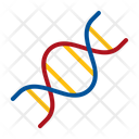Genetic Dna Science Icon
