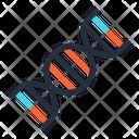 Dna Gen Genetic Icon