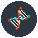 Dna Dna Helix Deoxyribonucleic Acid Icon