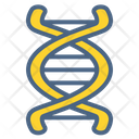 Dna Genetic Laboratory Icon