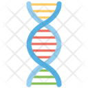 Dna Strand Helix Icon