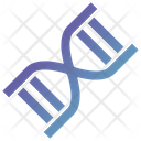 Dna Helix Biotechnology Icon