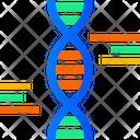 Genetics Genome Dna Icon