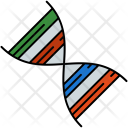 Dna Science Icon