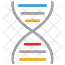 Dna Helix Medical Icon