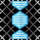 Dna Genetics Laboratory Icon