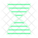 Biology Genetical Dna Structure Icon