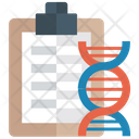 Dna Helix Deoxyribonucleic Acid Dna Icon
