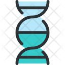 Dna Helix Science Icon
