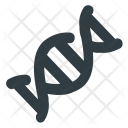 Dna Helix Genetic Icon
