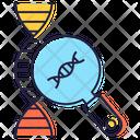 Dna Analysis Icon