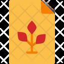 Dna Document Icon