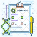 DNA Examination Icon