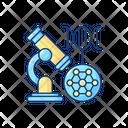 Dna Microarray Icon